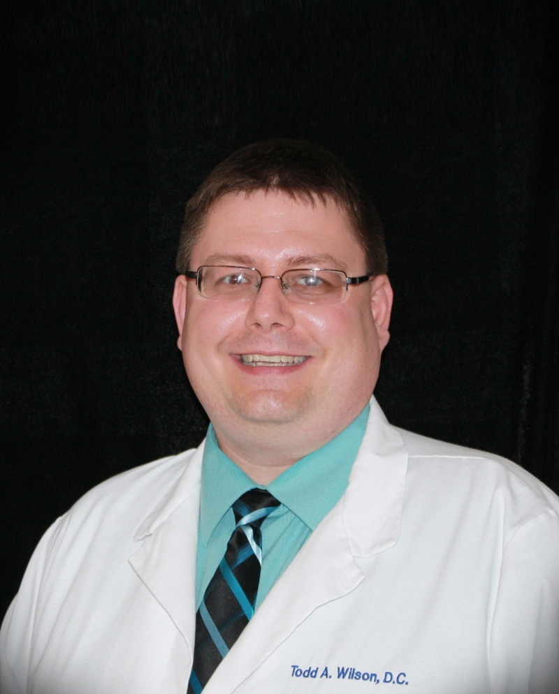 Picture of Dr. Todd Wilson, one of the best chiropractors in Charlotte NC