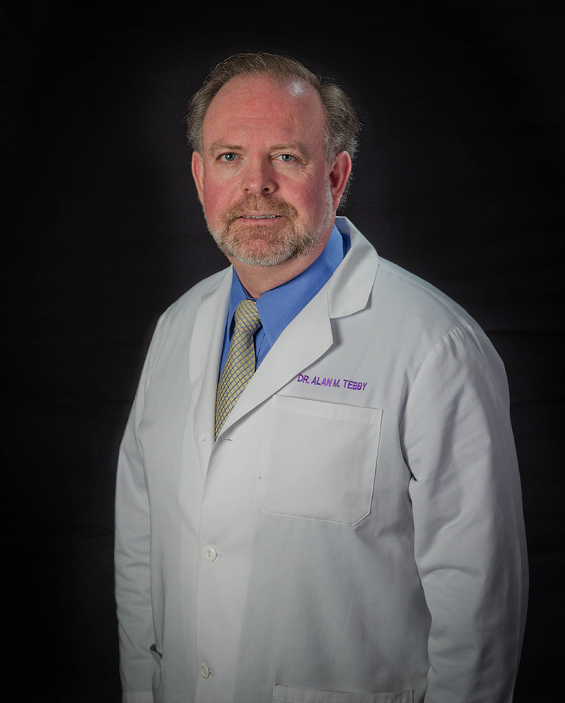 Dr. Alan M. Tebby is a chiropractor in Charlotte NC