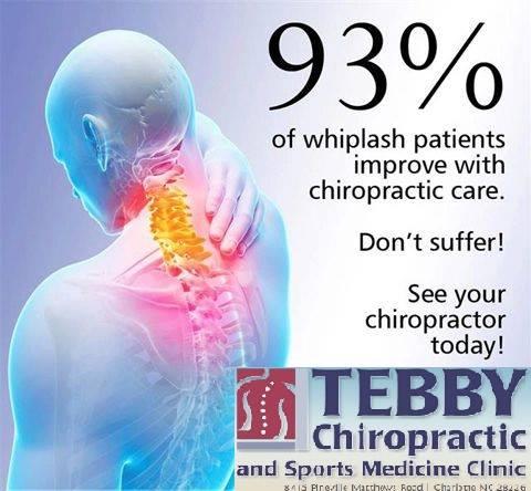 Chiropractic Care and Whiplash Injuries