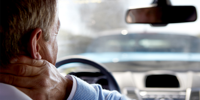 Chiropractic care for whiplash: When pain may not even be a symptom