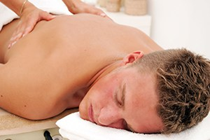 Massage therapy is used in conjunction with chiropractic care for auto accident injury patients