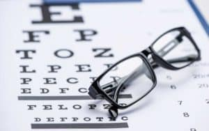It is important to bring your glasses to your eye exam for a DOT exam or DOT physical