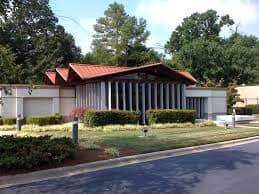 Centro quiropráctico Pineville ubicado en el sur de Charlotte