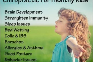 chiropractic care for kids is a great way to keep your children healthy.