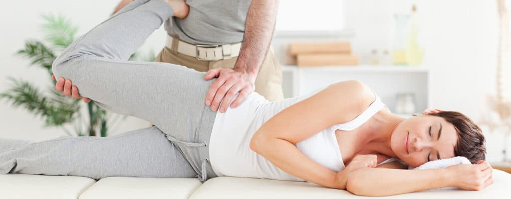 hip pain relief can be accomplished with chiropractic care in Charlotte NC