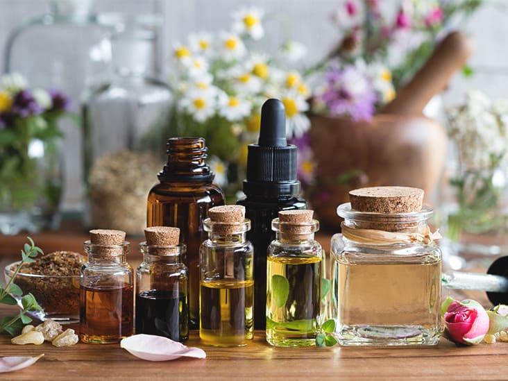aceites esenciales para aliviar el dolor de espalda en Charlotte NC